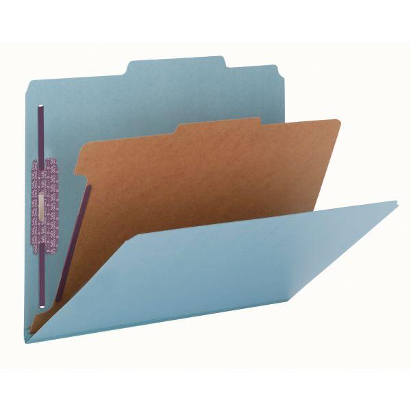 Smead SafeSHIELD Colored Classification Folders