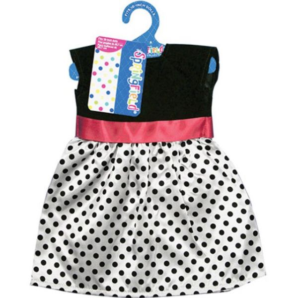 Springfield Collection Polka Dot Dress