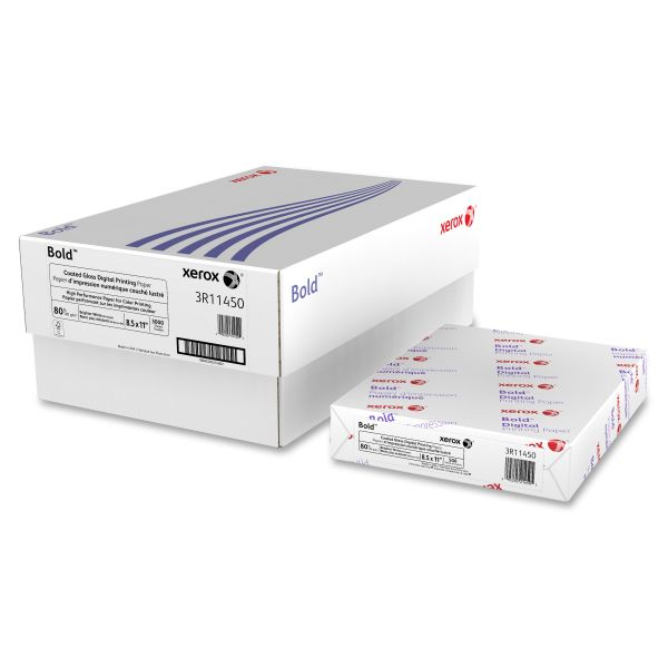 Xerox Digital Color Elite Glossy White Paper