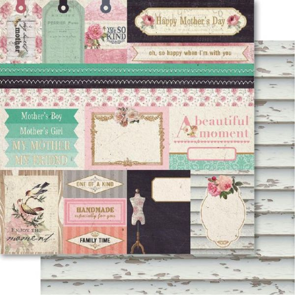 Mother Double-Sided Cardstock