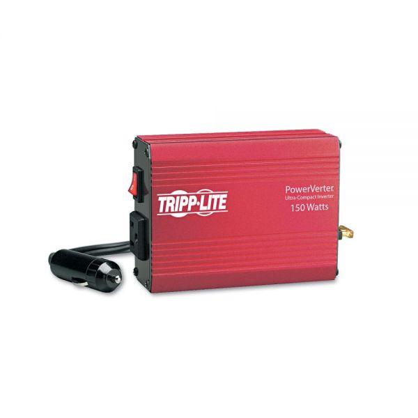 Tripp Lite Powerverter ultra-compact 150-watt inverter