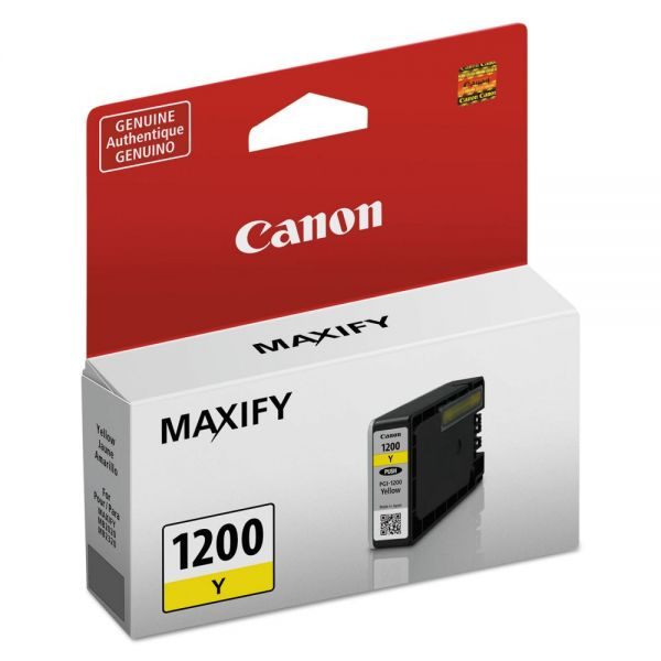 Canon PGI-1200 Yellow Ink Cartridge (9234B001)