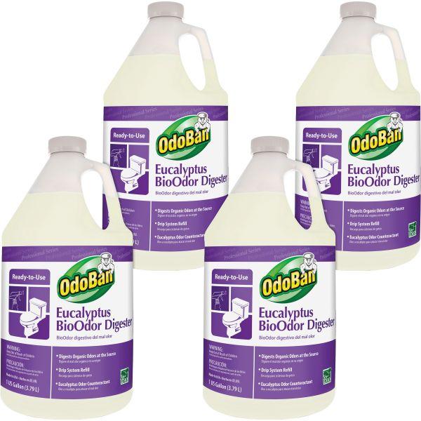 OdoBan Eucalyptus BioOdor Digester Refill