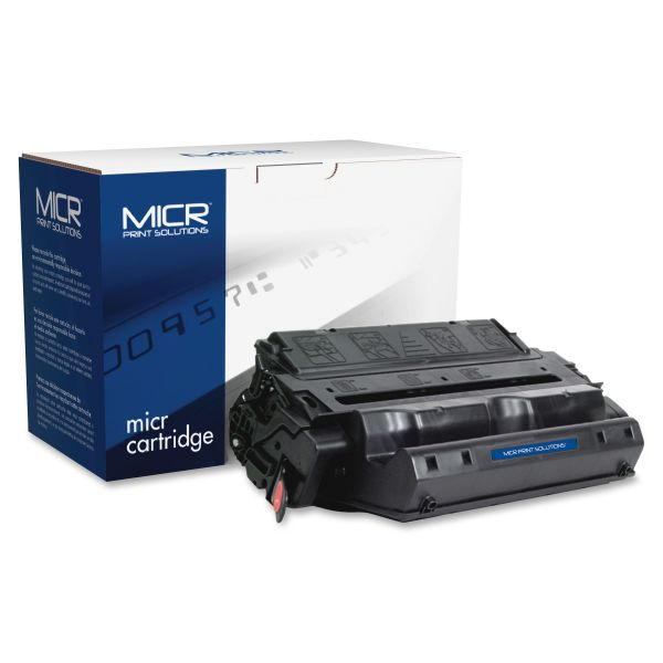 MICR Print Solutions Remanufactured HP C4182XM High-Yield MICR Toner Cartridge