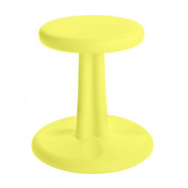 Kids Kore WOBBLE Chair - Yellow