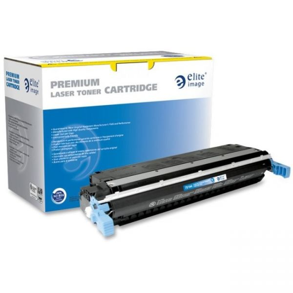 Elite Image Remanufactured HP 645A (C9730A) Toner Cartridge