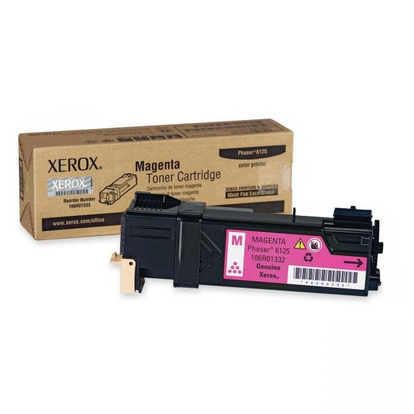 Xerox 106R01332 Magenta Toner Cartridge