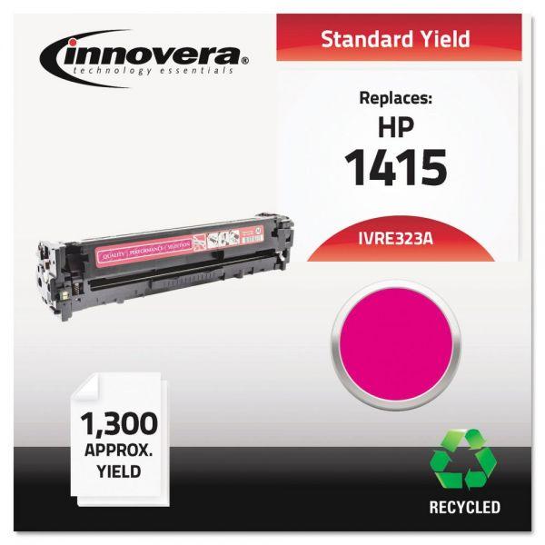 Innovera Remanufactured CE323A (128A) Toner, Magenta