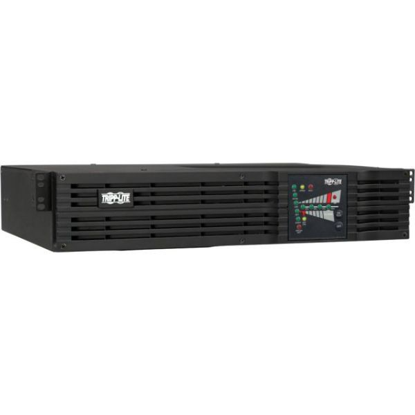Tripp Lite UPS Smart Online 750VA 600W Rackmount 100V-120V USB DB9 2URM RT