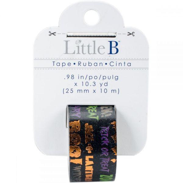 Little B Decorative Foil Tape 25mmX10m