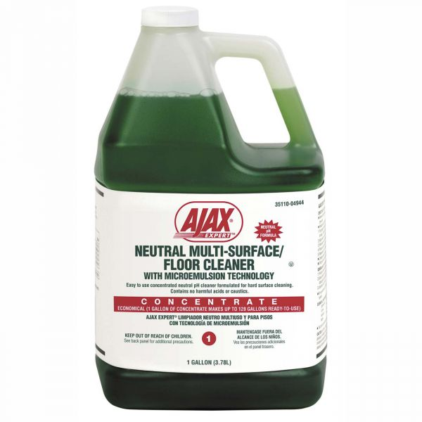 Ajax Neutral Multi-Surface/ Floor Cleaner