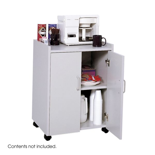 Safco Mobile Refreshment Cart