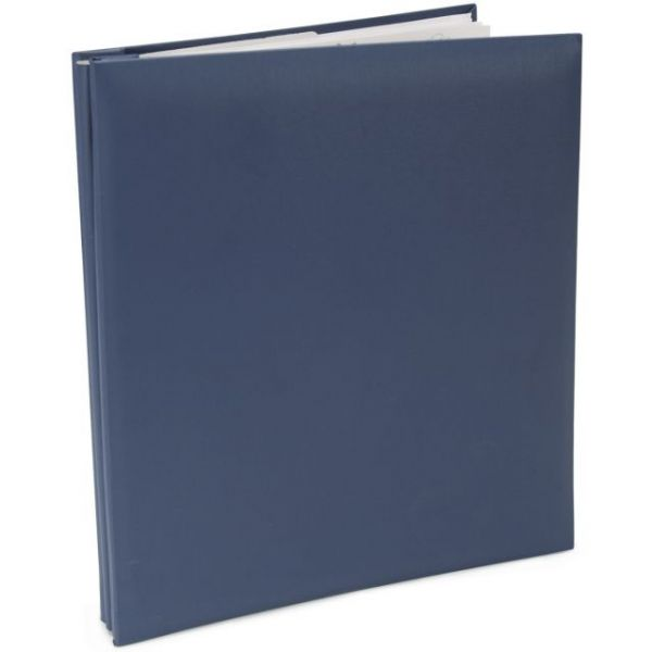 "Leatherette Post Bound Album 8.5""X11"""