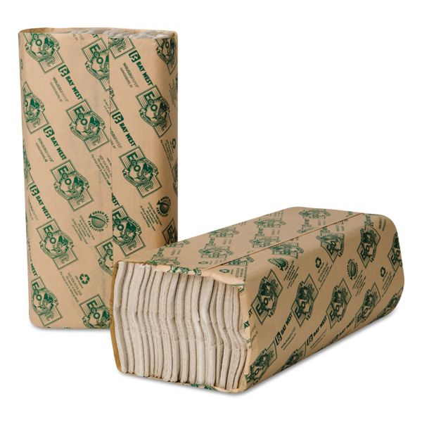 Wausau Paper Green Seal C-Fold Paper Towels