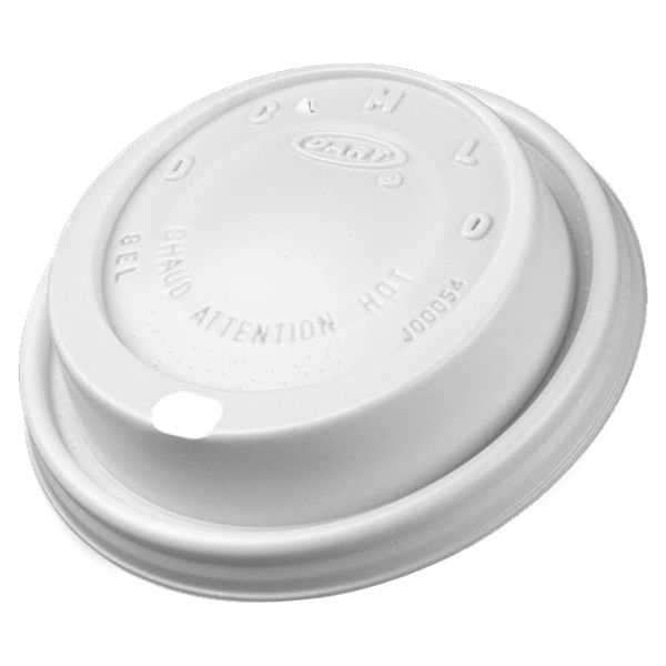 Dart Cappuccino Dome Sipper Coffee Cup Lids