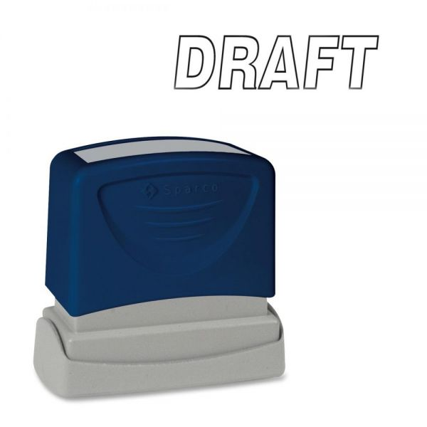 Sparco DRAFT Title Stamp