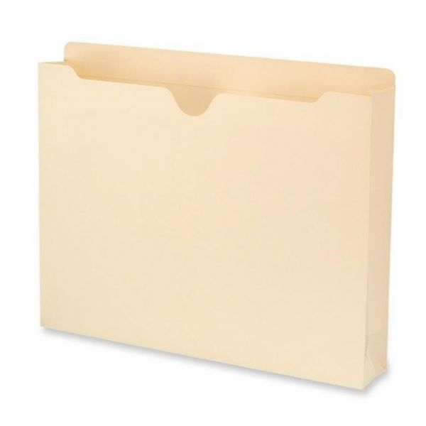 Smead Reinforced Top File Jackets
