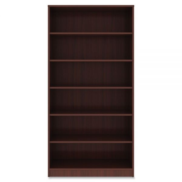 Lorell 6-Shelf Bookcase