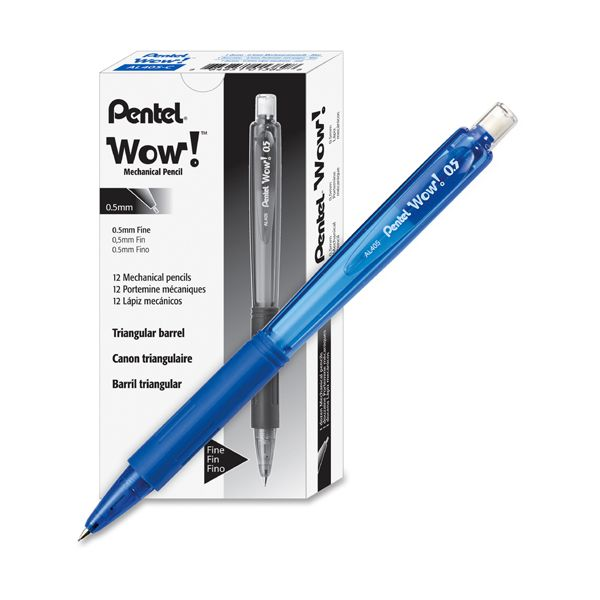 Pentel Wow! 0.5 Mechanical Pencils