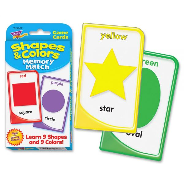 Trend Challenge Cards Learning Card
