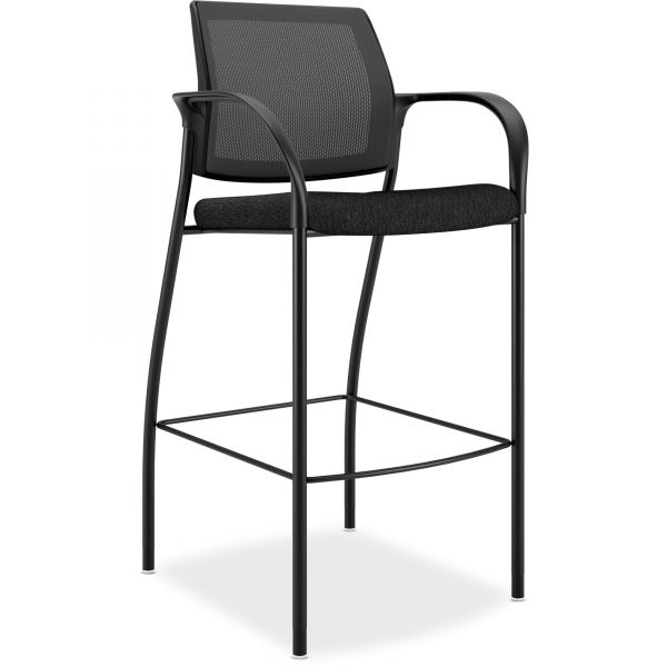 HON Ignition Series Mesh Back Cafe-Height Stool
