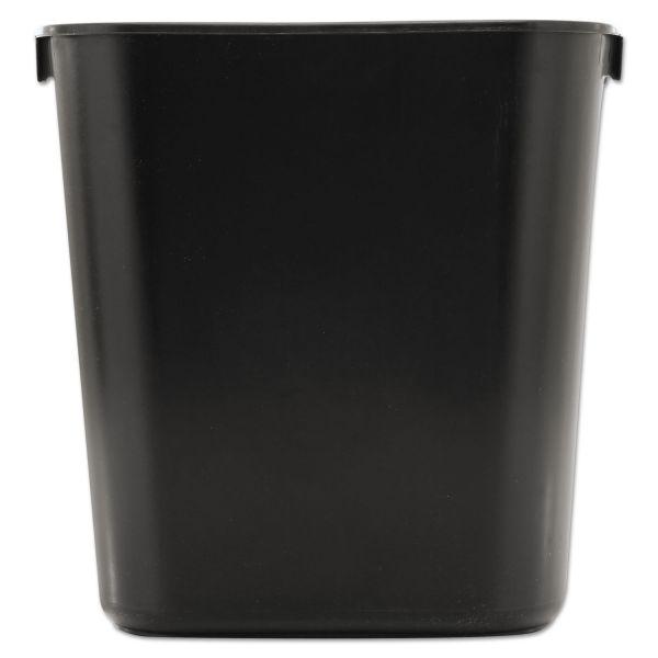 Rubbermaid Deskside 3.41 Gallon Trash Can