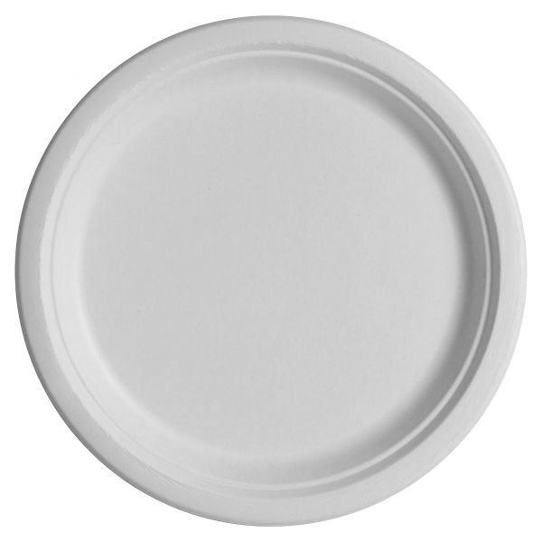 "NatureHouse 10"" Bagasse Plates"