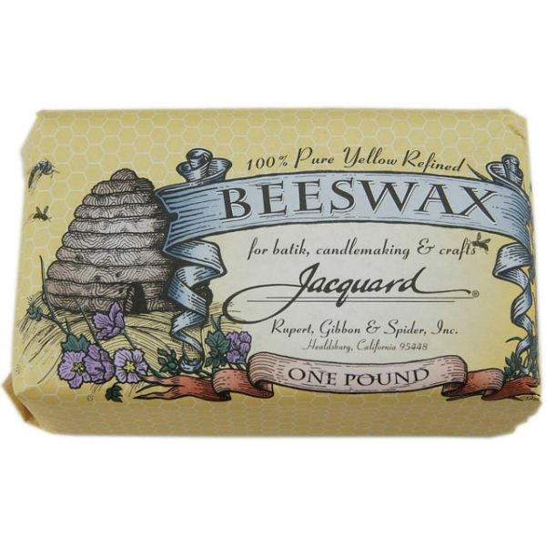Jacquard Beeswax 1lb