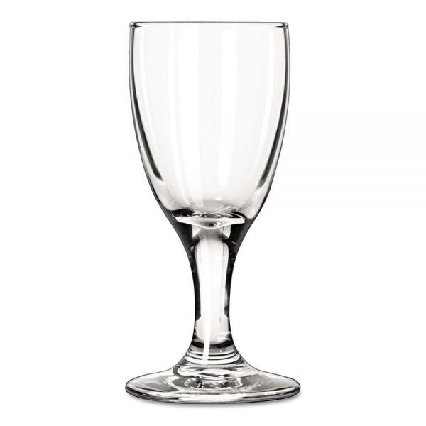 Libbey Embassy 3 oz Brandy Glasses