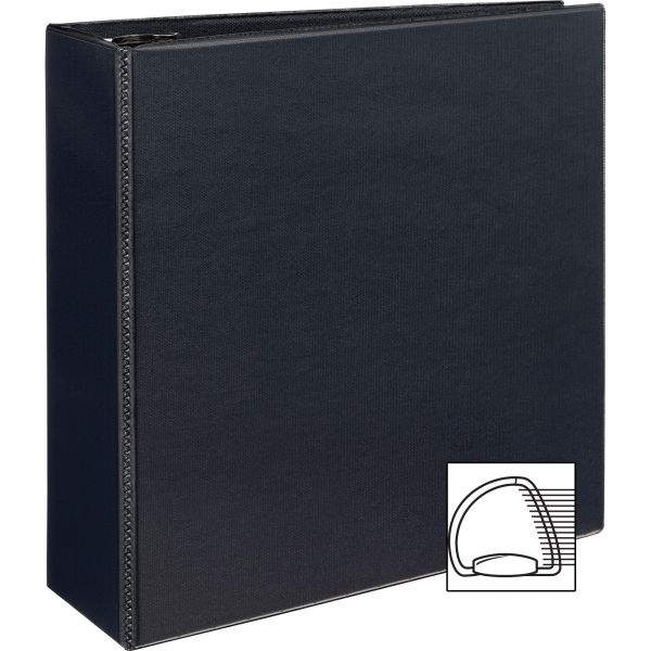 """Avery Durable Reference 4"""" 3-Ring View Binder"""