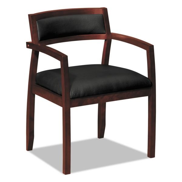 basyx VL852 Series Wood Guest Chairs