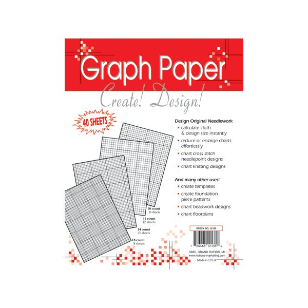 Needlework Graph Papers