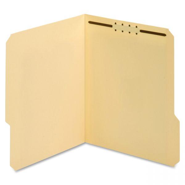 Pendaflex Manila File Folders With Fasteners