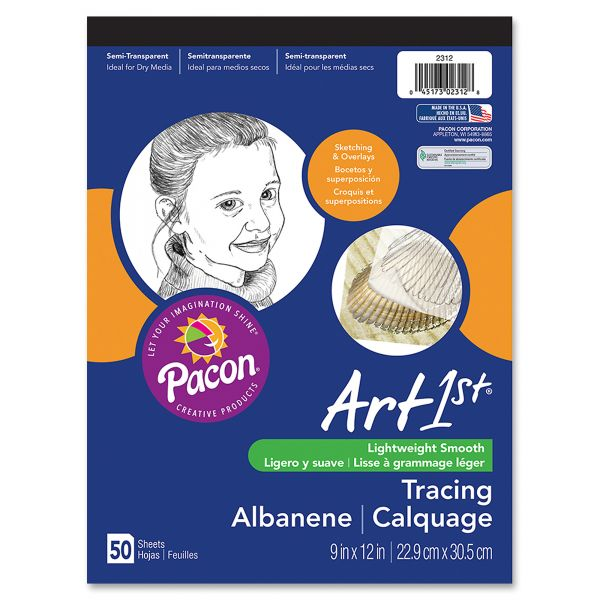 Pacon Art1st Parchment Tracing Paper