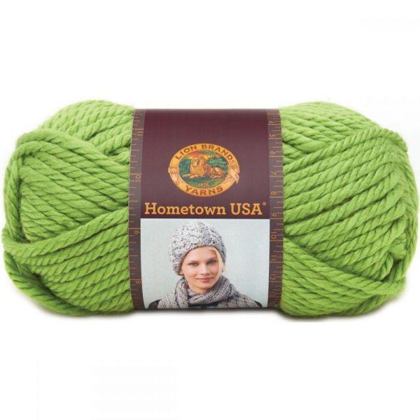 Lion Brand Hometown USA Yarn