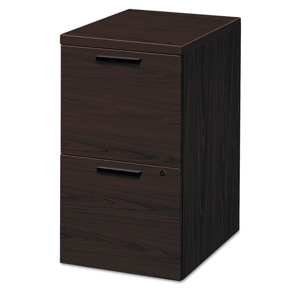 HON 10500 Series H105104 2-Drawer Mobile File Cabinet