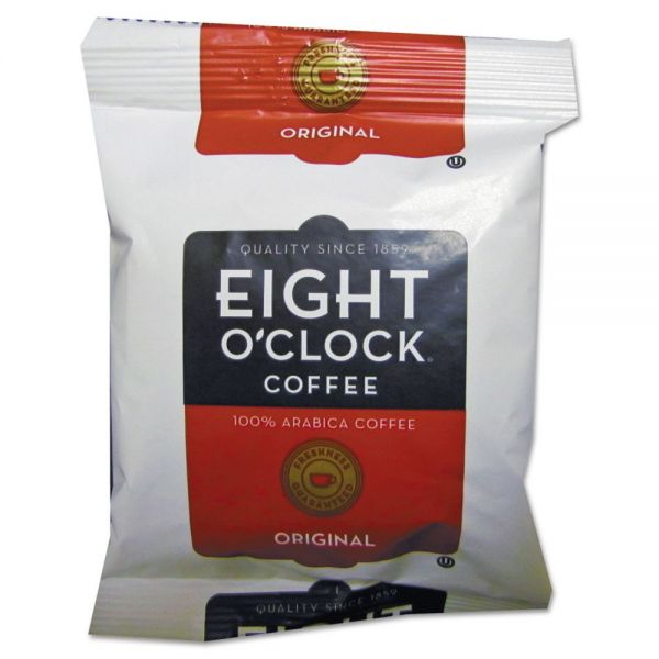 Eight O'Clock Ground Coffee Fraction Packs