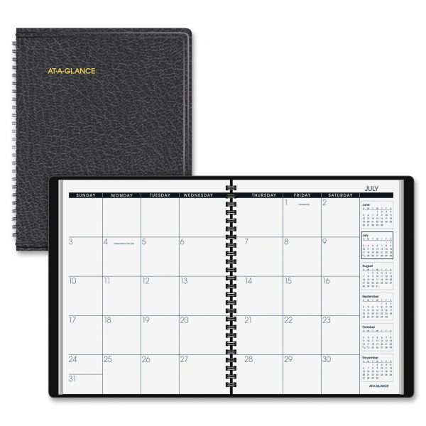 At-A-Glance Academic Monthly Planner