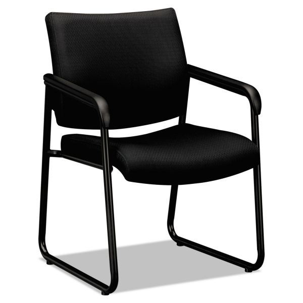 basyx by HON HVL443 Sled Base Guest Chair