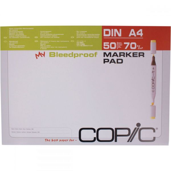 Alcohol Marker Pad A4 50 Sheets