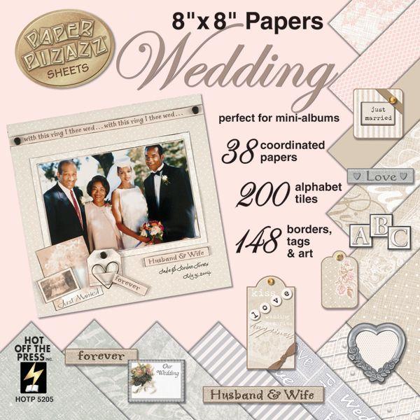 Paper Pizazz Paper & Accents