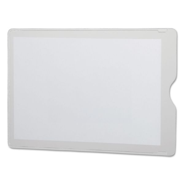 Oxford Utili-Jacs Heavy-Duty Clear Vinyl Envelopes
