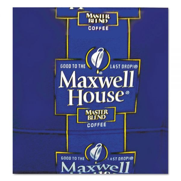Maxwell House Ground Coffee Packs