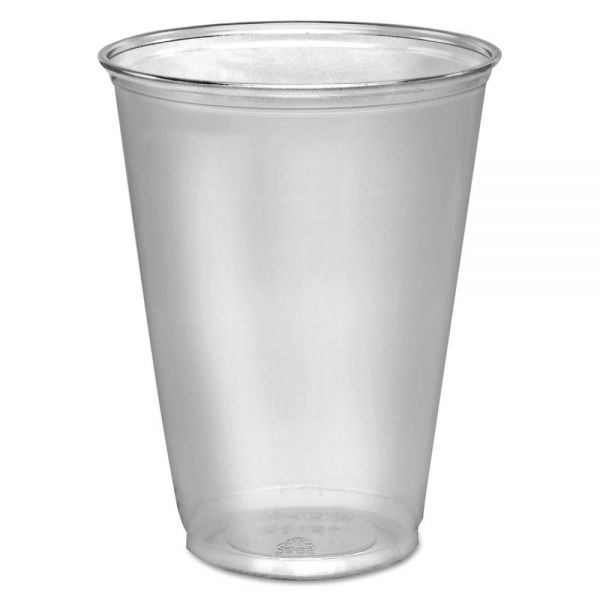 SOLO Ultra Clear 10 oz Plastic Cups