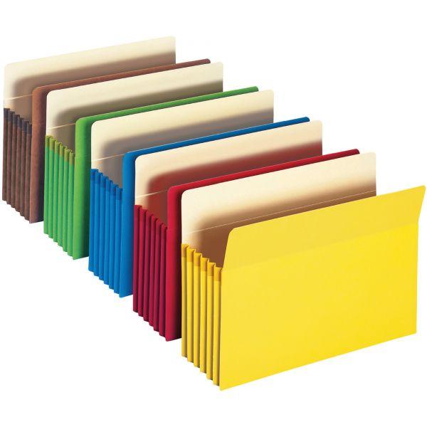Smead End Tab File Pockets