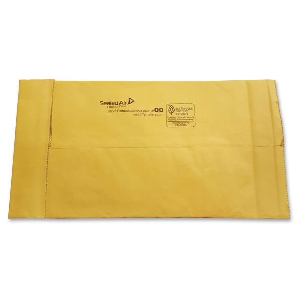 Sealed Air Jiffy #00 Padded Mailers