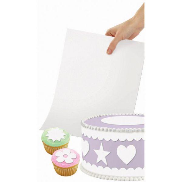 "Sugar Sheet 8""X11"" 1/Pkg"""