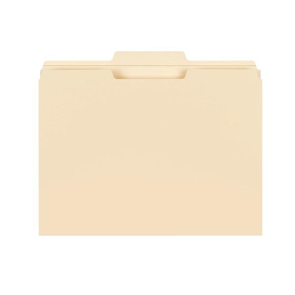 Smead Reinforced Top Tab Manila File Folders