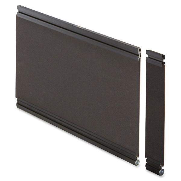 Lorell Desktop Panel System Fabric Panel
