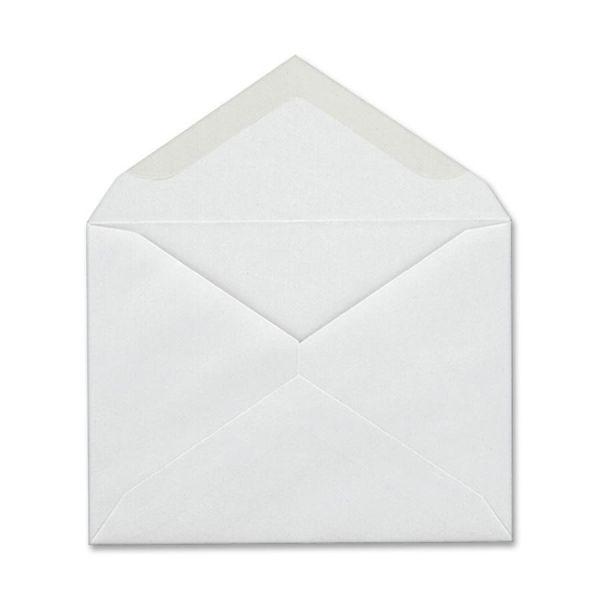Columbian White Invitation Envelopes